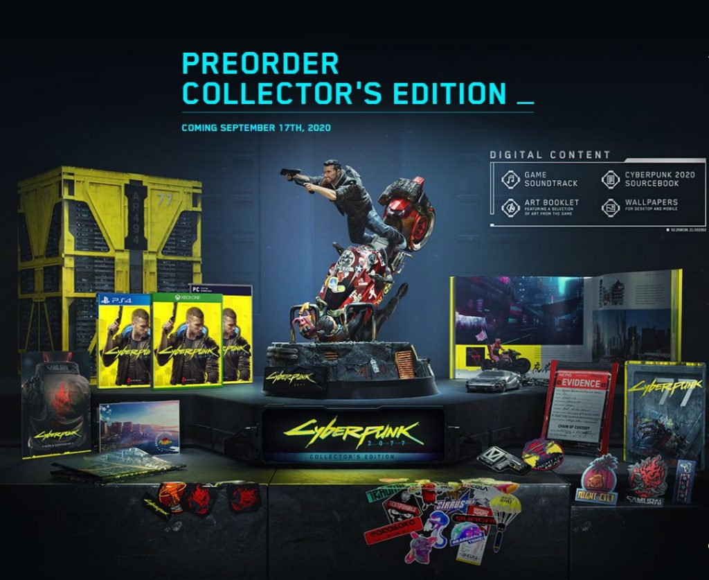 Pre-order: Cyberpunk 2077 Now Available in Malaysia 7