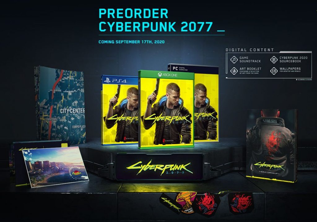 Pre-order: Cyberpunk 2077 Now Available in Malaysia 6