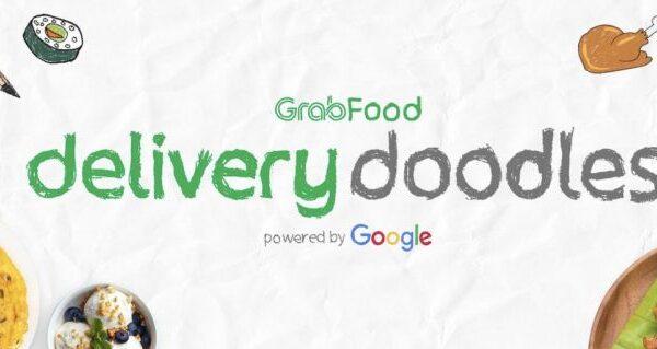 Let Your Kids Order Food With GrabFood Delivery Doodles 23