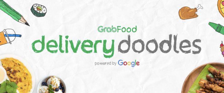 Let Your Kids Order Food With GrabFood Delivery Doodles 5