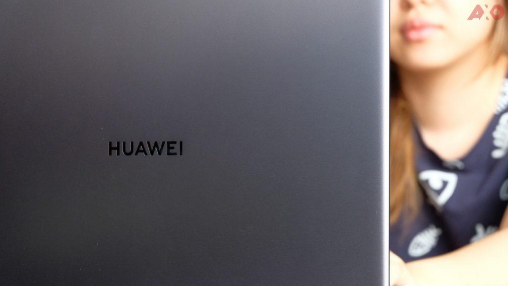 Huawei MateBook X Pro logo