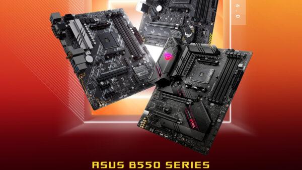 Asus AMD B550