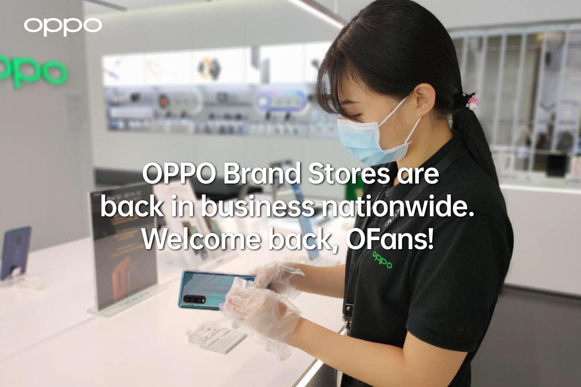 OPPO Brand Stores