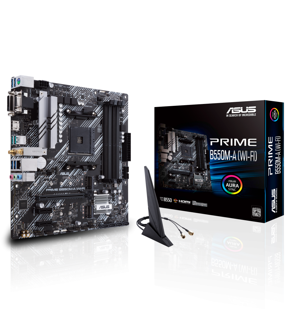 ASUS Announces AMD B550 Motherboards 21