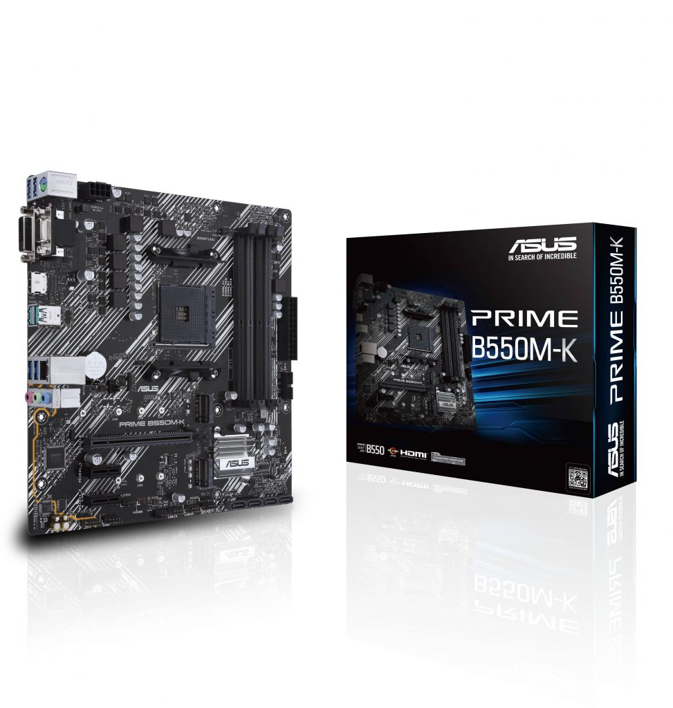 ASUS Announces AMD B550 Motherboards 23