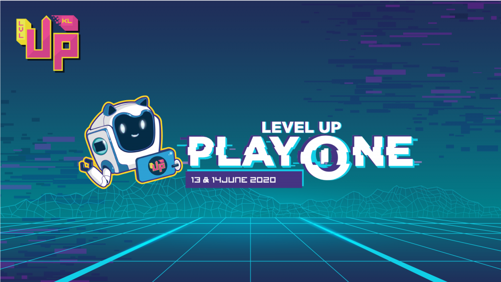 LEVEL UP PLAY-ONE