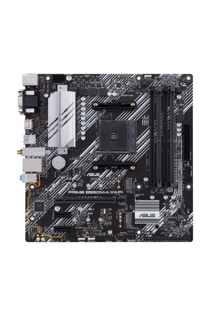 ASUS Announces AMD B550 Motherboards 22