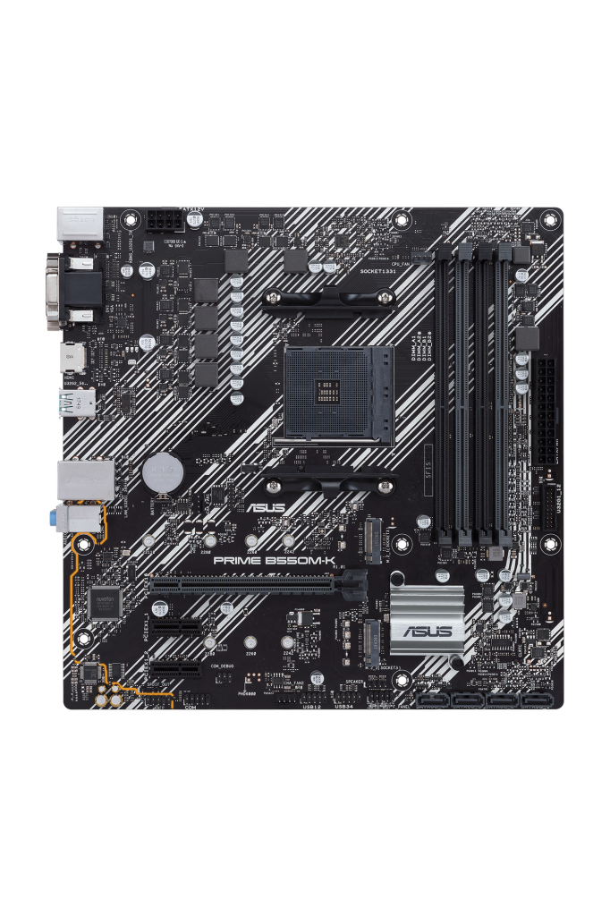 ASUS Announces AMD B550 Motherboards 24