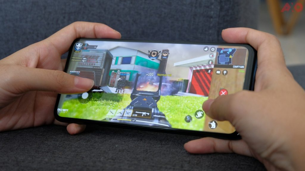 Redmi Note 9S gaming