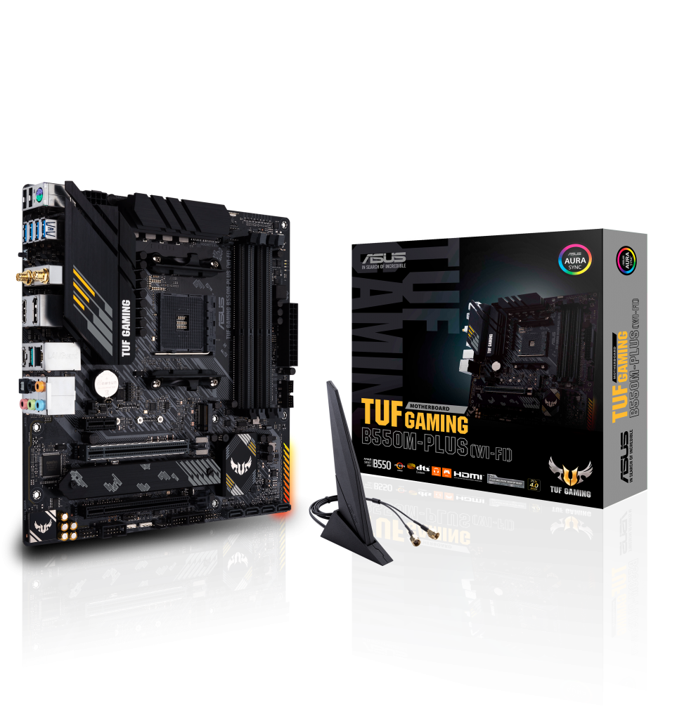 ASUS Announces AMD B550 Motherboards 19