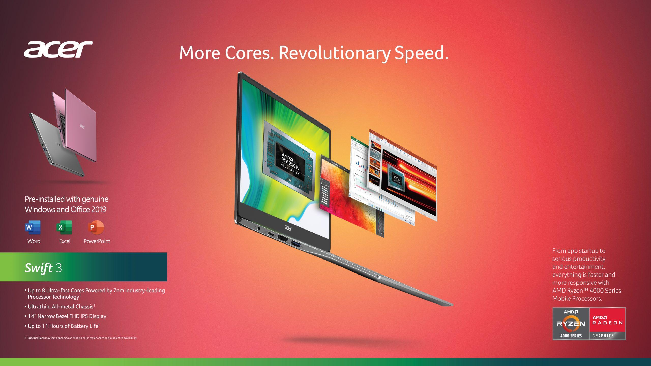 Acer Swift 3 Ryzen