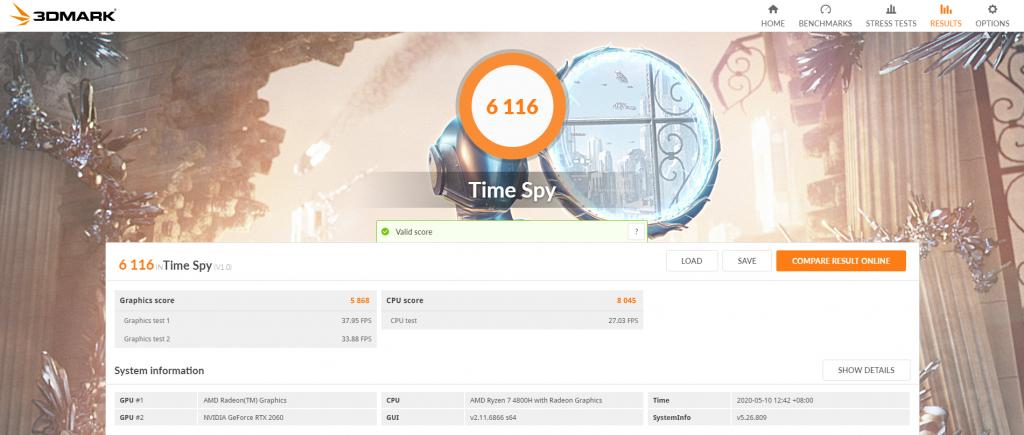 ASUS TUF Gaming A15 Review: Definitely TUF Enough 30