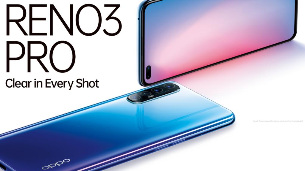 OPPO Reno 3 series