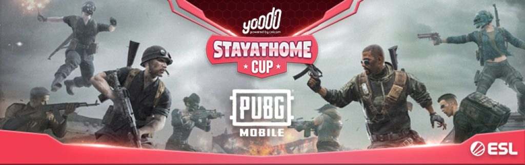 Yoodo Stay At Home Cup