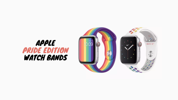 Apple Pride Edition Watch Bands