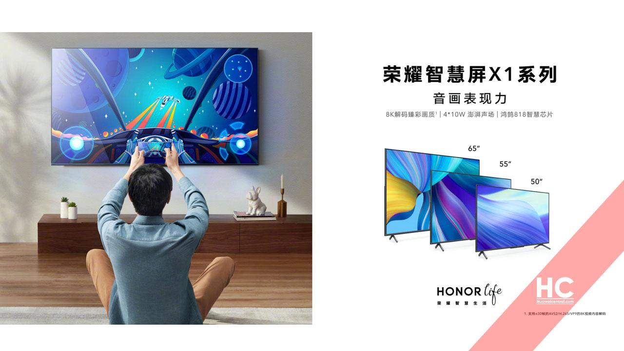 Honor X1 Smart TV