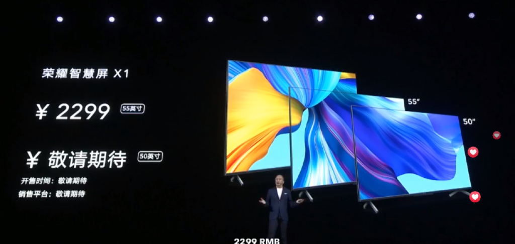 Honor Vision X1 Series TVs And Honor Router 3 Announced 16
