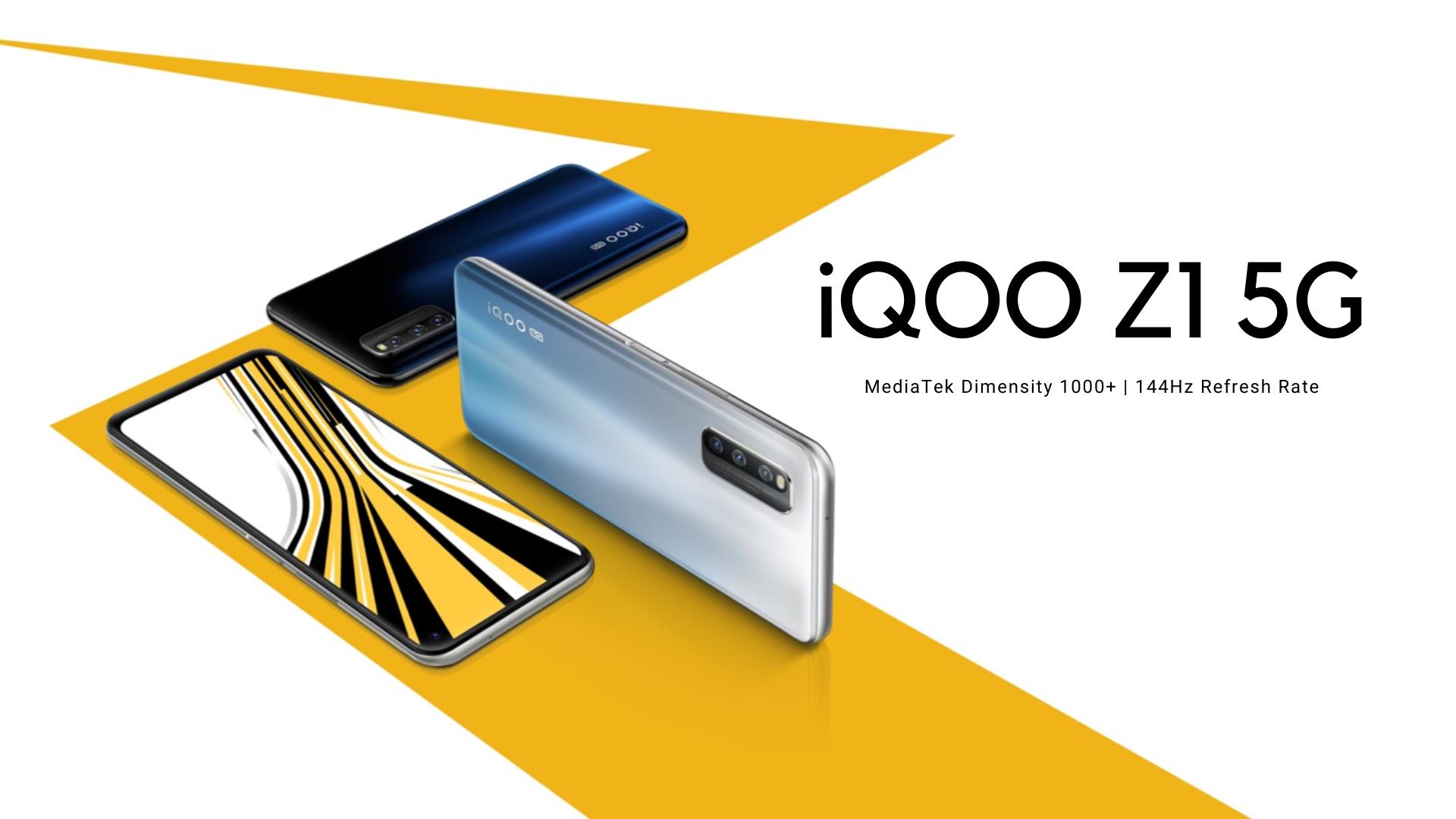 iQOO Z1 5G