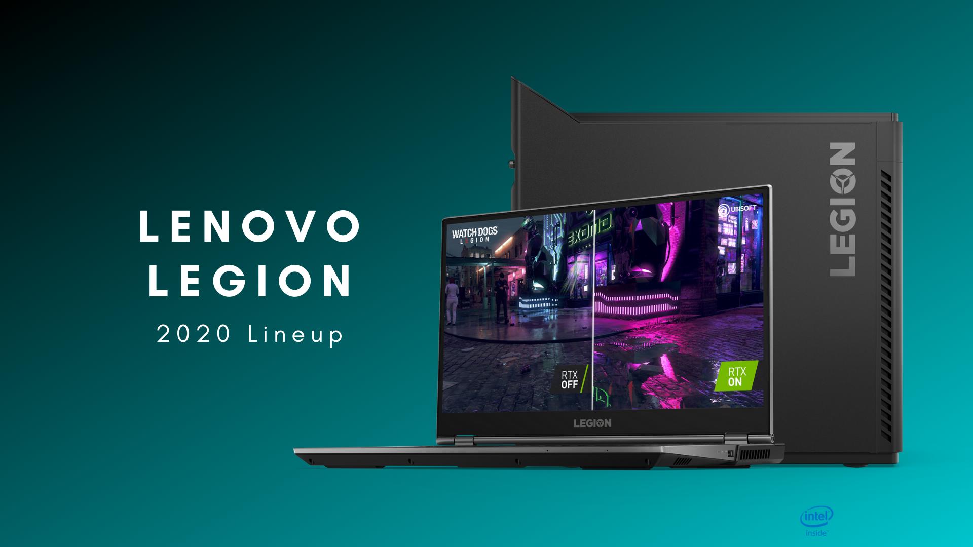 Lenovo Legion 2020