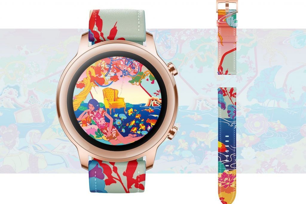 Honor Artist Edition Watch Straps Announced For The MagicWatch 2 9