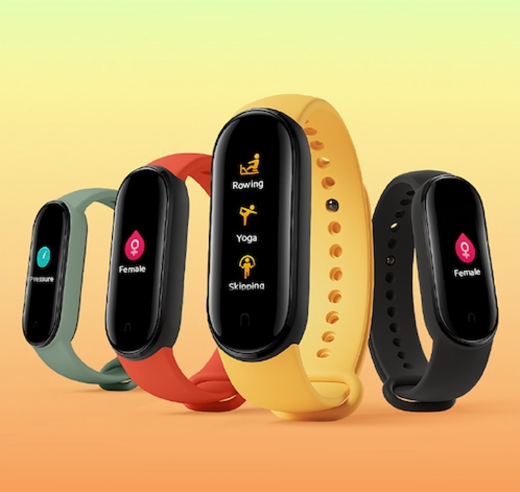 Mi Band 5 Gets Listed; Features Magnetic Charging And Larger Screen 15
