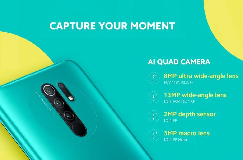 Redmi 9 Gets Listed; Full Renders And Major Specs Leaked 18