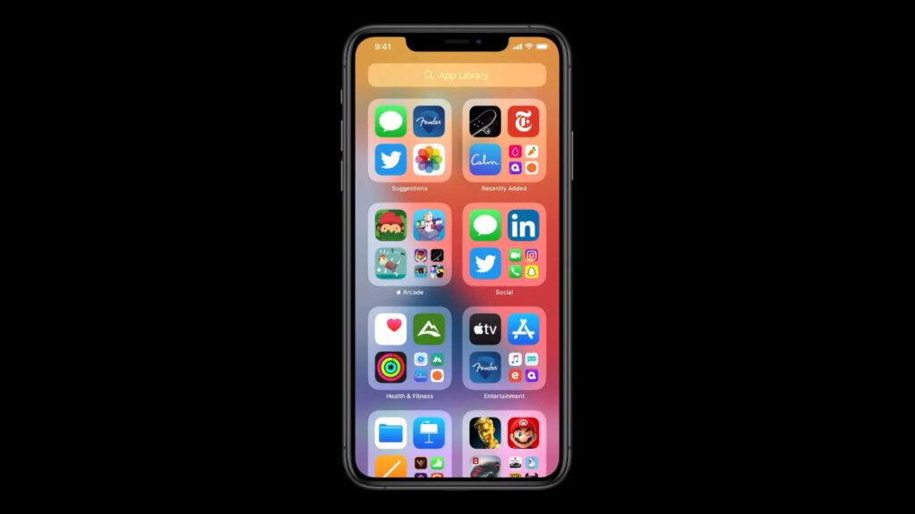 Apple Releases iOS 14 Public Beta 8