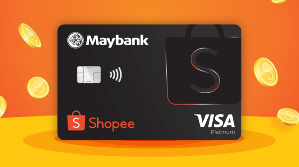 Maybank Shopee Credit Card