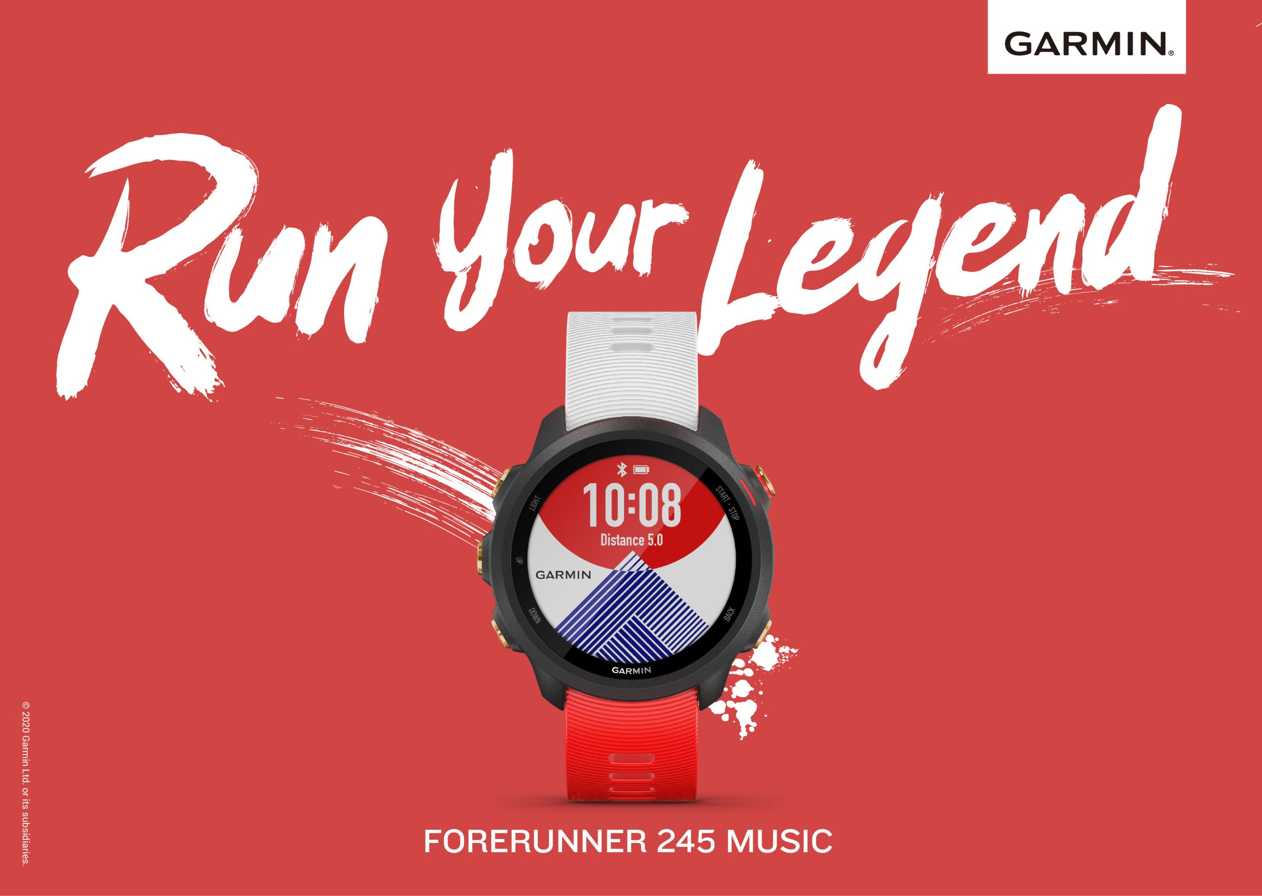 Garmin Forerunner 245 New Music Japan Edition Will Available in Malaysia 19