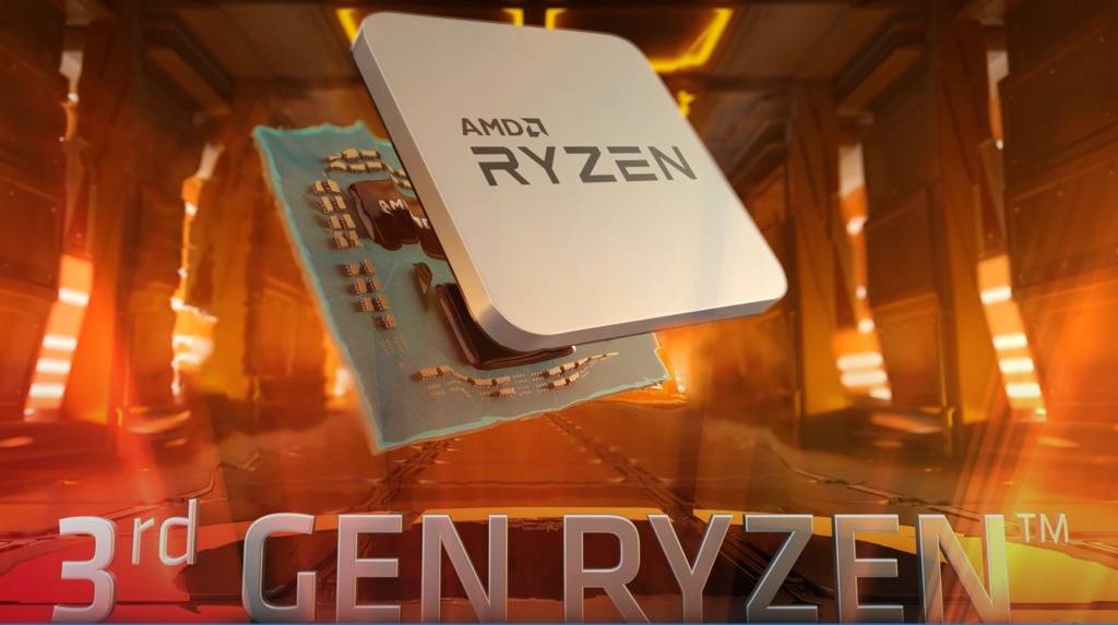 AMD Ryzen 3000XT and AM4 Platform: New Addition To The 3rd Gen AMD Ryzen Processor Family 17
