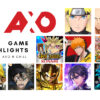 AXO N Chill Games - Anime Mobile Games