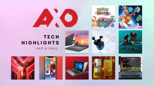 AXO N Chill Tech Highlights Week 26
