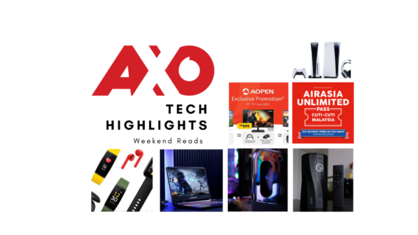 AXO Tech Highlights Weekend Reads