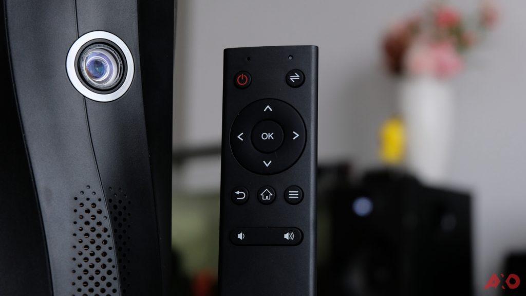 Acer C250i remote