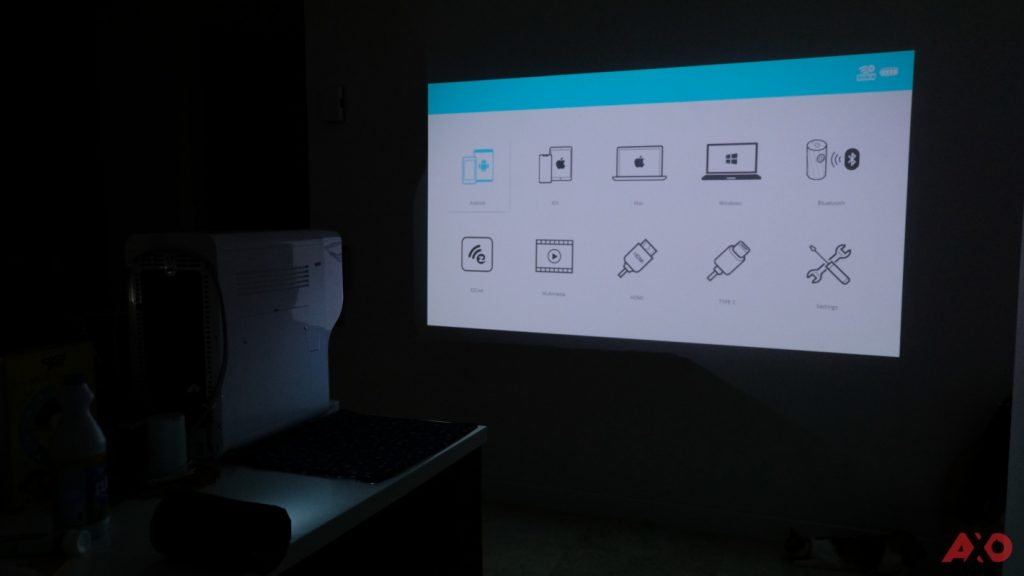 Acer C250i Review: A Projector For All Occasions 34