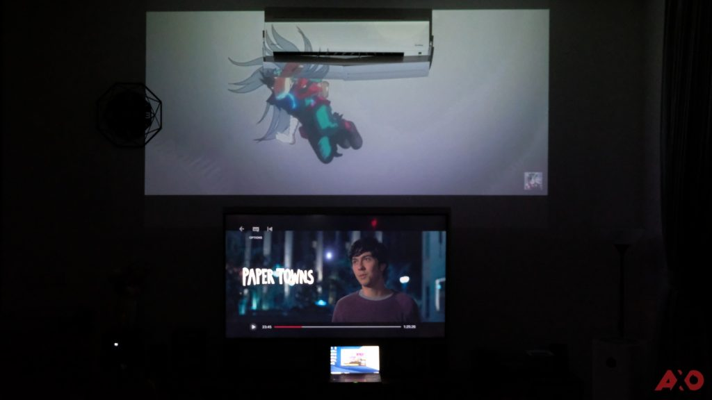 Acer C250i Review: A Projector For All Occasions 26