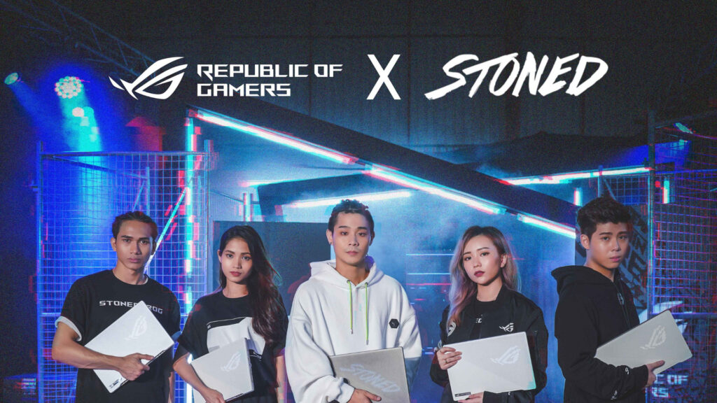 Asus ROG x Stoned & Co