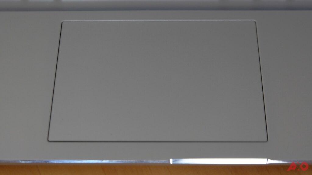 Asus VivoBook S15 trackpad