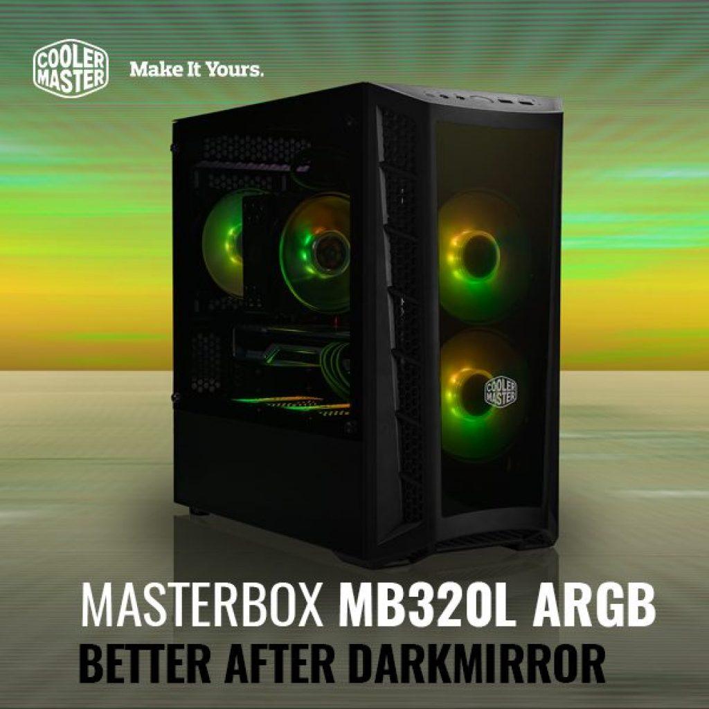 Cooler Master MasterBox MB320L ARGB