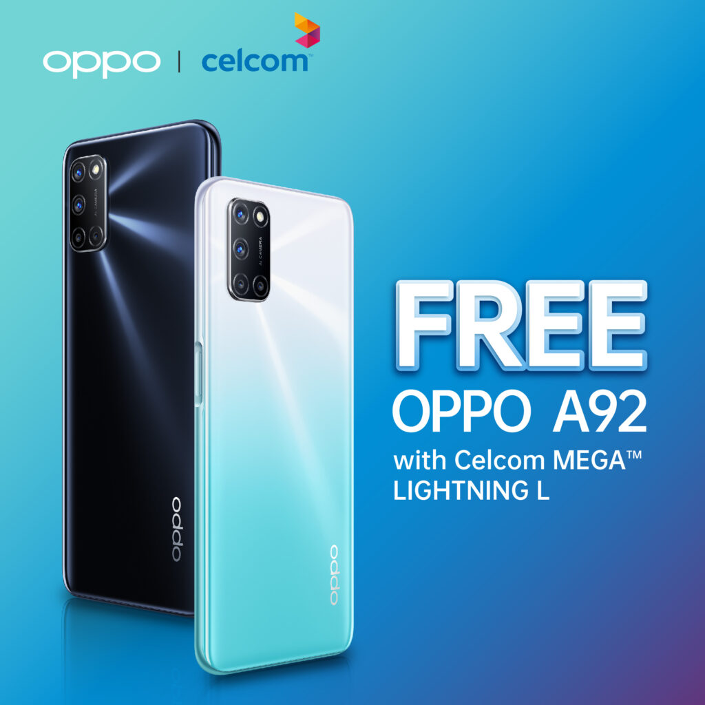Here S How You Can Get The Oppo A92 From All Major Telcos The Axo