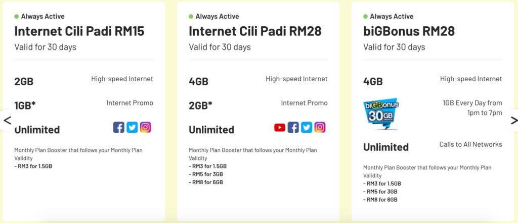 Digi Launches Prepaid NEXT; Starts From RM15 Per Month 5