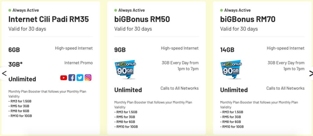 Digi Launches Prepaid NEXT; Starts From RM15 Per Month 6