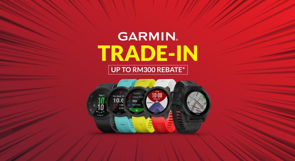 Garmin: You Can Now Trade-in Your Watch For Up To RM 300 Rebate 21