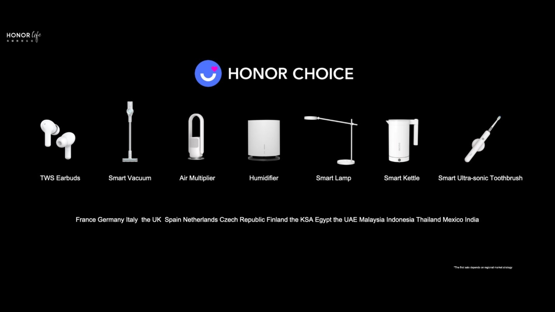Honor Choice TWS earbuds