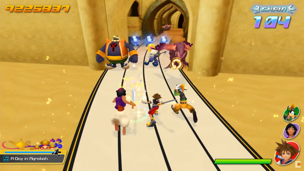 Kingdom Hearts Melody Of Memory Gameplay Preview