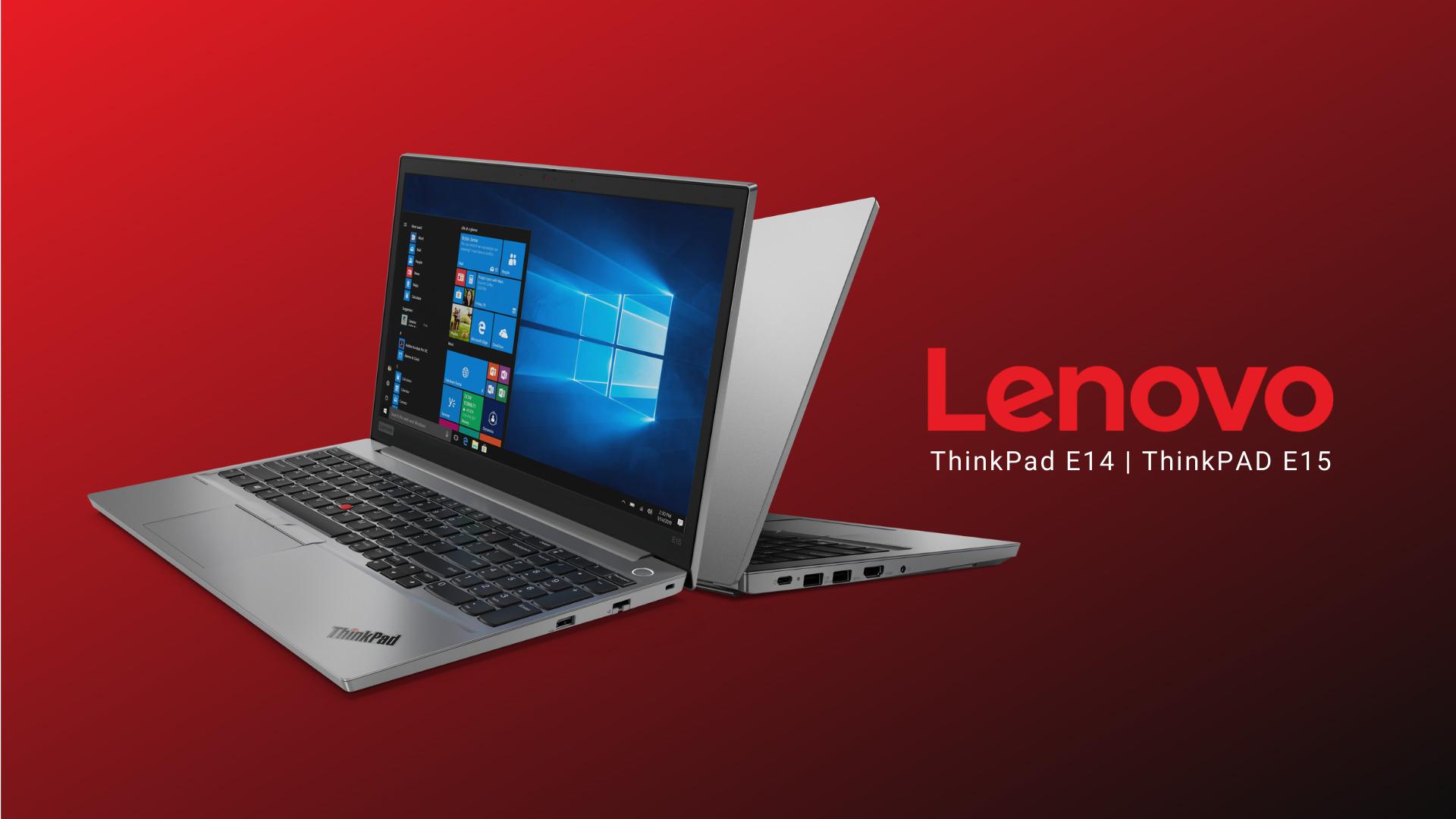 Lenovo ThinkPad E14 E15