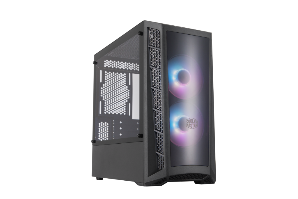 Cooler Master Announces Two New Micro-ATX Cases - MB320L ARGB and MB400L 3