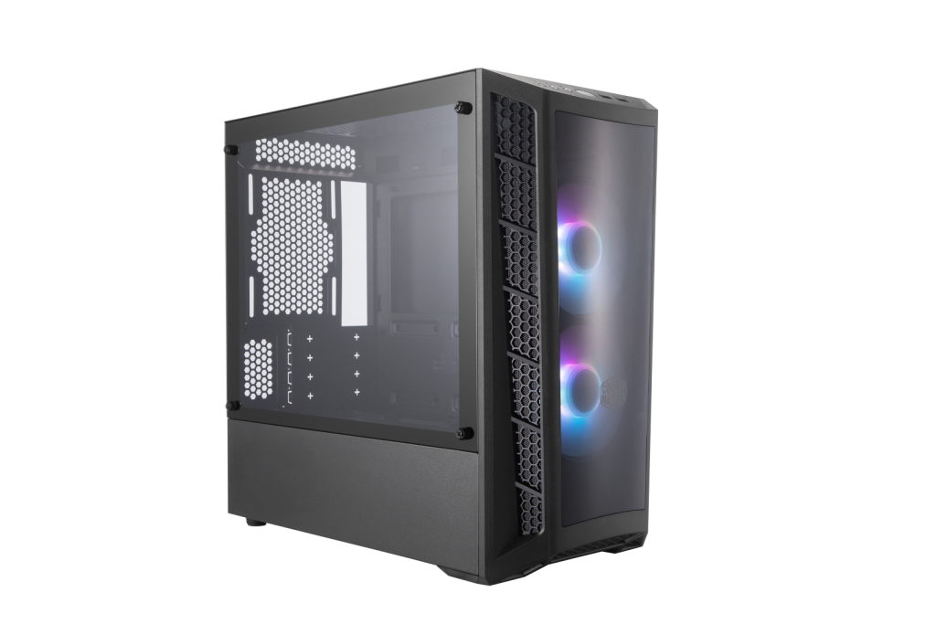 Cooler Master Announces Two New Micro-ATX Cases - MB320L ARGB and MB400L 4