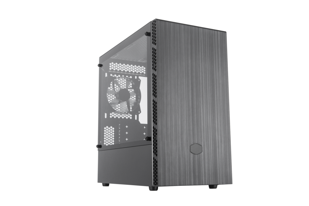 Cooler Master Announces Two New Micro-ATX Cases - MB320L ARGB and MB400L 6