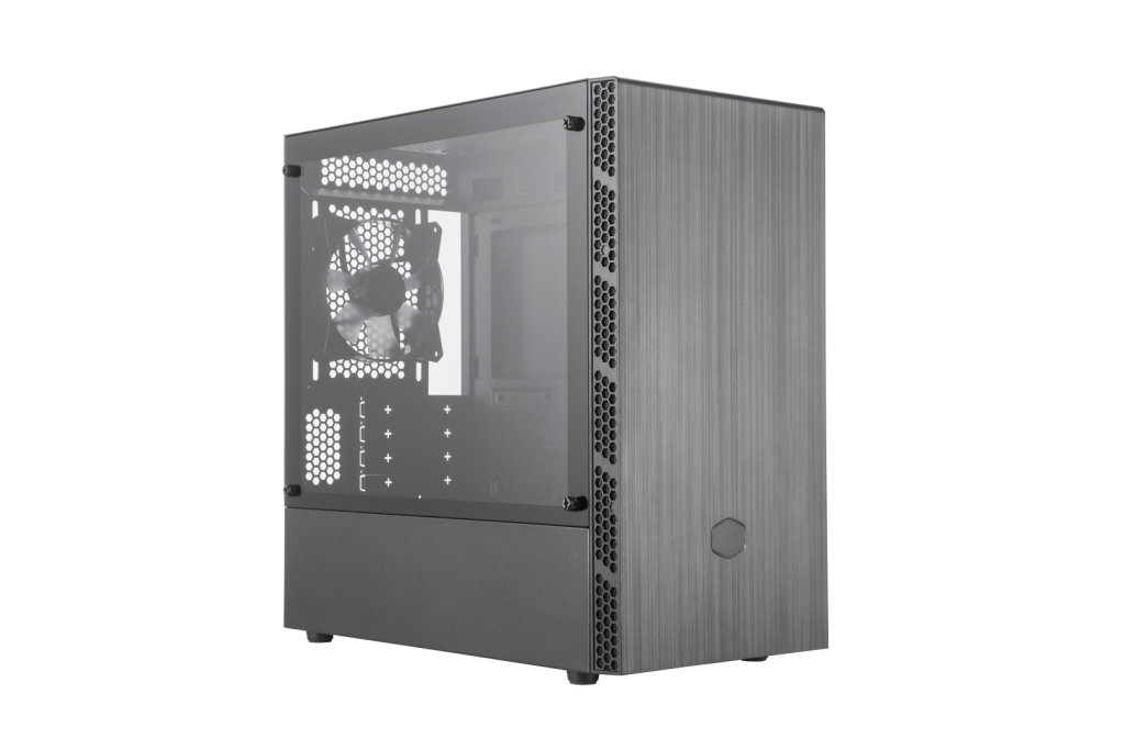 Cooler Master Announces Two New Micro-ATX Cases - MB320L ARGB and MB400L 5